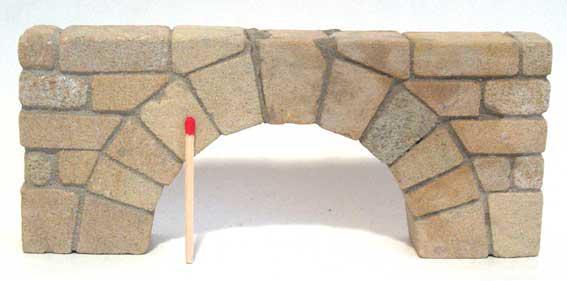Extrem K-03 Torbogen Sandstein D= 90mm   bloxxs.de IL93